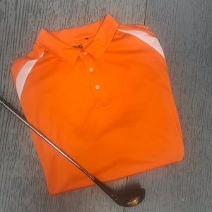 Ping gold shirt